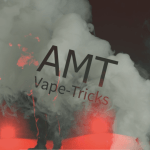 Awsome Vape Tricks - AMT-VAPE - My-eLiquid - AMT Logo